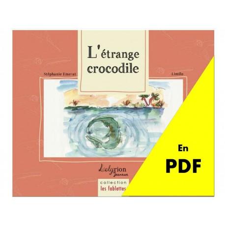 L'étrange crocodile (en PDF)