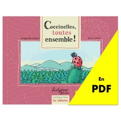 Coccinelles, toutes ensemble !  (en PDF)