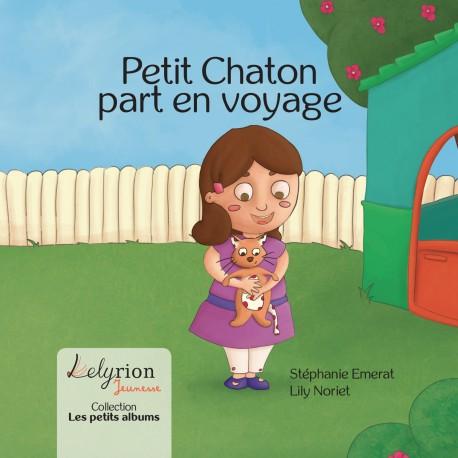Petit Chaton part en voyage