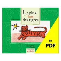 Le plus fort des tigres (en PDF)